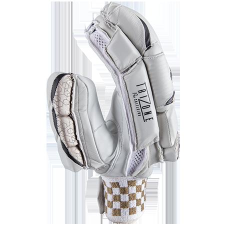 Gray-Nicolls Cricket Batting Gloves Kronus Test M_rh, Side