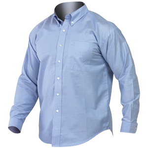 Gilbert Rugby Oxford Shirt LS