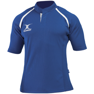 Gilbert Rugby Xact Shirt Royal