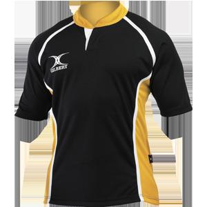 Xact Shirt Black Amber