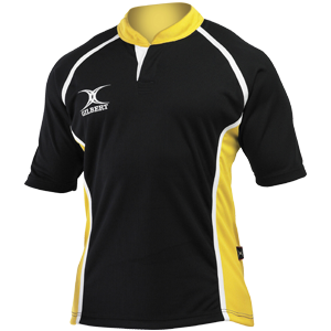 Xact Shirt Black Yellow