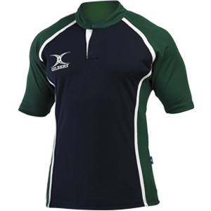 Xact Shirt Navy Green
