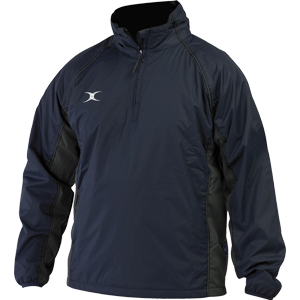 Storm Jacket Navy Grey