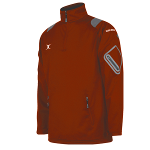 Shell Jacket Red