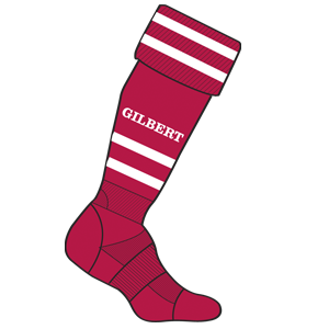 Sock Red
