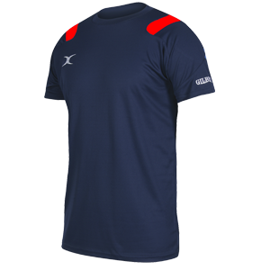 Vapour Shirt Navy Red