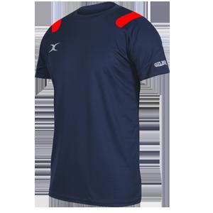Vapour Shirt Navy Red
