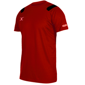 Vapour Shirt Red Black