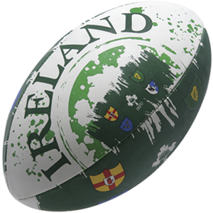 Irish Flag Ball