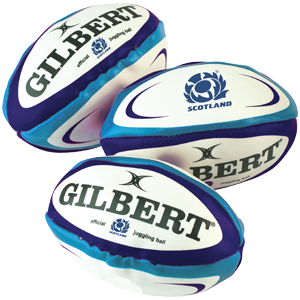 Scotland Juggling Ball