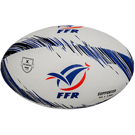 Gilbert Rugby SUPPORTER FRANCE SZ 5