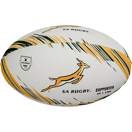 Gilbert Rugby SUPPORTER SOUTH AFRICA SZ 5