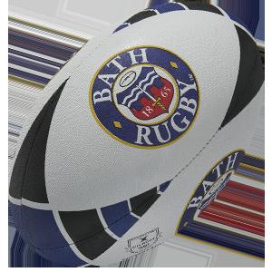 Gilbert Rugby Bath Supporter Ball