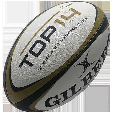 Gilbert Rugby 14 ZENON BALL SIZE 5