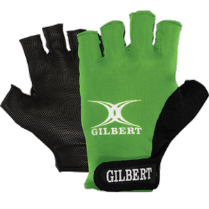 Gilbert Rugby Synergie Gloves Green
