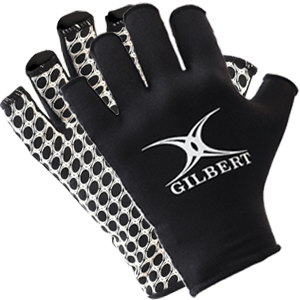 Glove Black / White