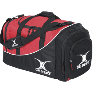 Club Luggage Black / Red