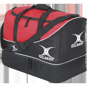 Club Luggage Black / Red