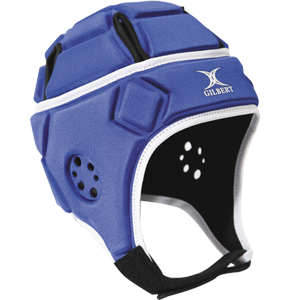 Gilbert Rugby Attack Headguard Reflex Blue
