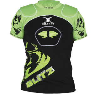 Body Armour Black / Lime