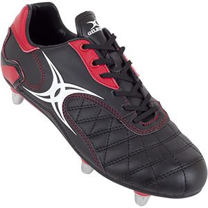 Sidestep Revolution 6 Stud Black Red