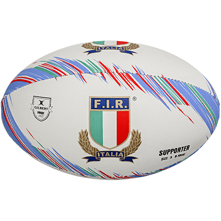 Gilbert Rugby SUPPORTER ITALIA SZ 5