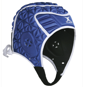 Evolution Headguard Blue / White
