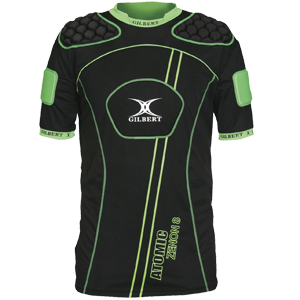 Atomic Body Armour Black / Green