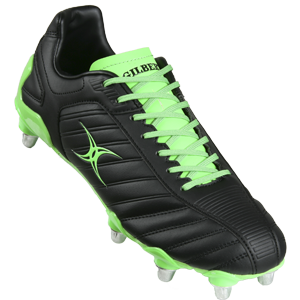Evo Stud Black / Green