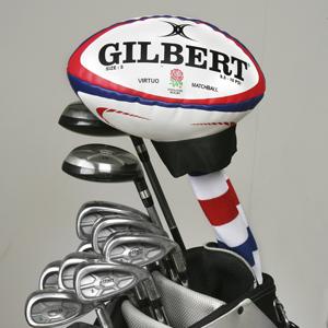 Gilbert Rugby England Golf Club Header