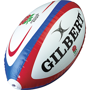 Gilbert Rugby England Inflatable