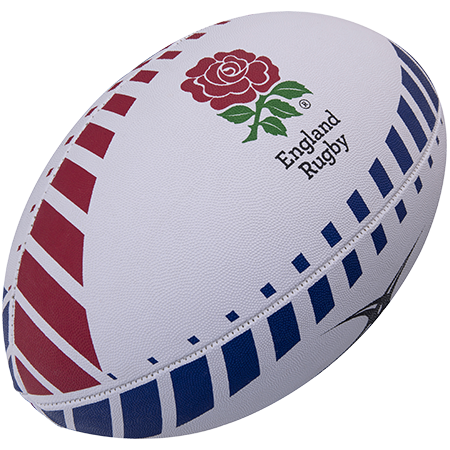 Gilbert Rugby Supporter England Size 5, 2017 Creative Main