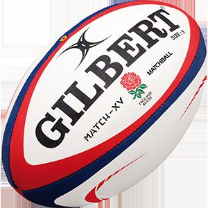 Gilbert Rugby XV England Ball