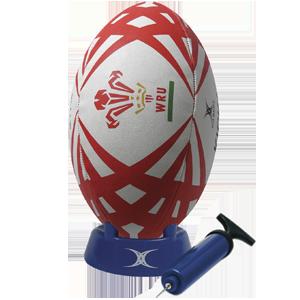 Gilbert Rugby Wales Starter Ball