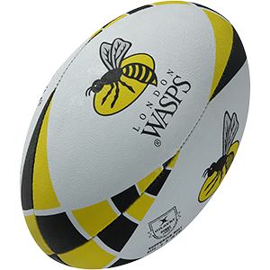 Gilbert Rugby Wasps Supporter Ball