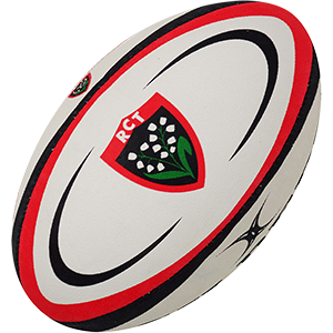 Gilbert Rugby Toulon Replica Ball