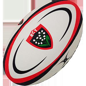 Gilbert Rugby Toulon Replica Ball
