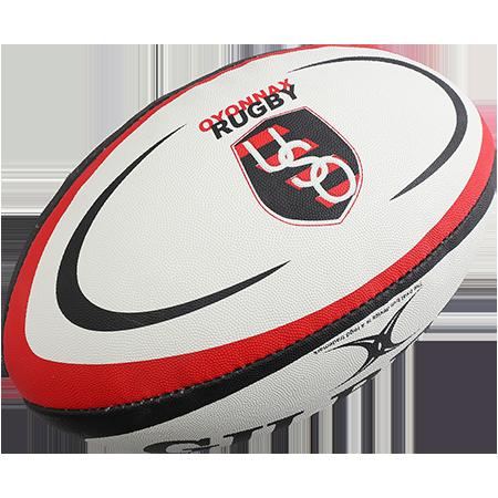 Gilbert Rugby REPLICA OYONNAX SIZE 5
