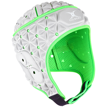 Gilbert Rugby IGNITE FIZZ GREEN L VIEW 2