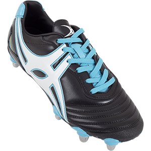 Forwards Academy 8S Black Blue Shoe