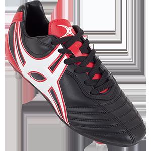 SideStep XV HT 6S Black Red Shoe