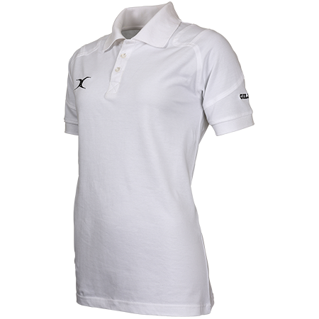 Gilbert Rugby ACTION WHITE WOMENS 12