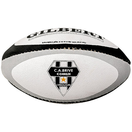 Gilbert Rugby REPLICA BRIVE MINI VIEW 3