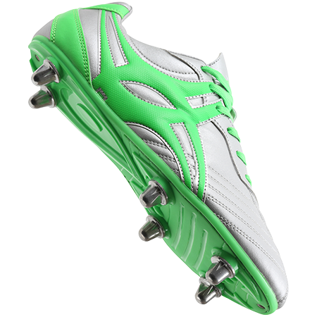 Gilbert Rugby S_STEP XV LO6S CHROME MAIN VIEW