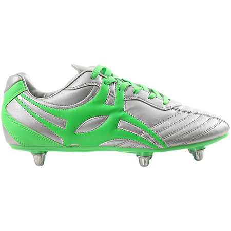 Gilbert Rugby S_STEP XV LO6S CHROME OUTSTEP