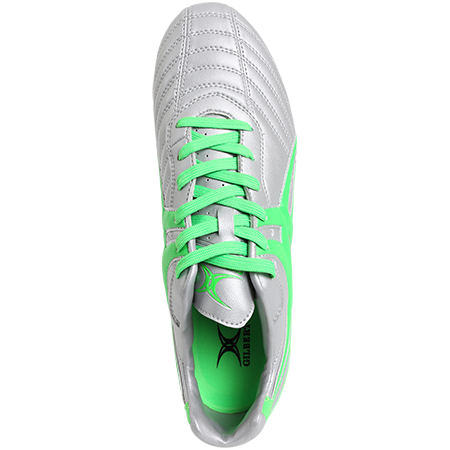 Gilbert Rugby S_STEP XV LO6S CHROME TOP VIEW