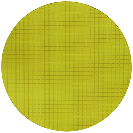 Gilbert Rugby  RUBBER DISC PACK 16 MULTI YELLOW BACK