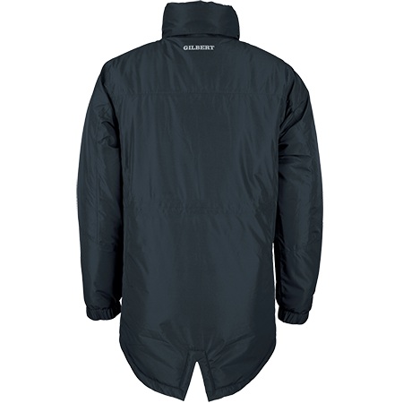 Gilbert Rugby Clothing Pro Touchline Dark Navy, Back