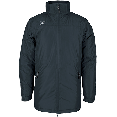 Gilbert Rugby Clothing Pro Touchline Dark Navy, Front