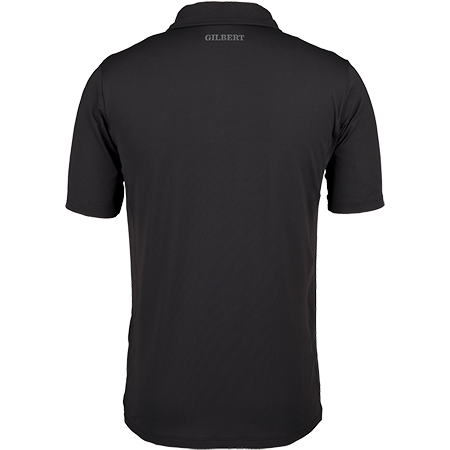 Gilbert Rugby Clothing Pro Technical Black, Back